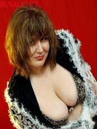 Prostytutka Agatha Czyżew