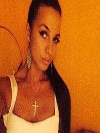 Dziewczyna Roxanne Chociwel