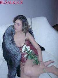 Dziewczyna Irina Szamocin