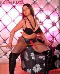 Prostytutka Dominica Kargowa