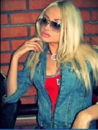 Prostytutka Galina Kraśnik